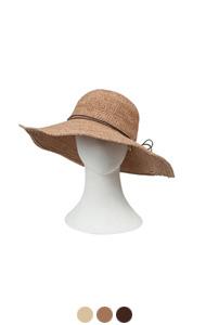(安可)标准拉菲草帽子<br> (3色)