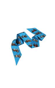 """佩蒂特领带丝巾(4设计) <br> <font color=#82C7E4 size=""""1.9"""" face=verdana>添加颜色</font>"""