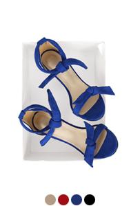 [GOOD PRICE] <br> ALEX领结凉鞋<br> (4色)