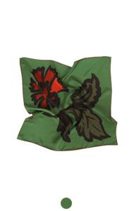 绘图绿围巾套