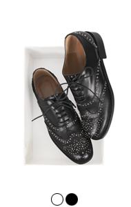 最爱云集的牛津鞋