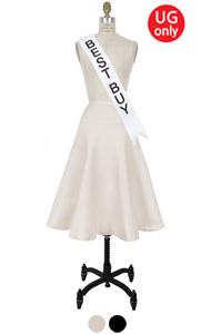 (2016年)UTG圆形裙<br> (2色)