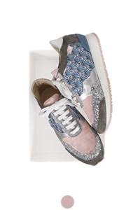 糖甜运动鞋