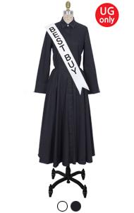 UTG衬衫连衣裙
