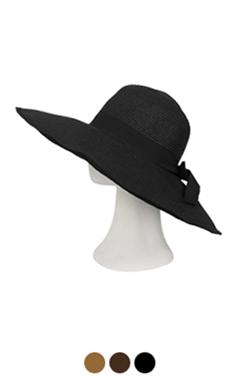 UTG拉菲草帽子#06