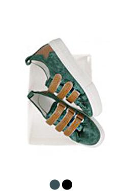 混合带魔术贴运动鞋