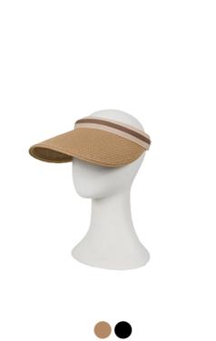 UTG拉菲草帽子#05