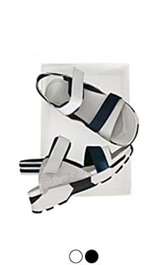 [GOOD PRICE] <br>极具运动风格的凉鞋