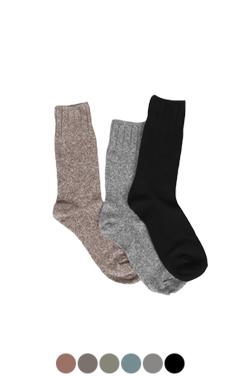 非常柔软的袜子混杂