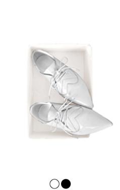 [GOOD PRICE] <br>点趾翼尖牛津鞋