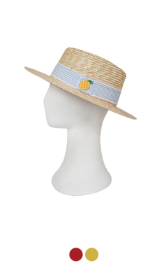 UTG拉菲草帽子#10