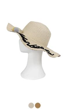 UTG拉菲草帽子#12