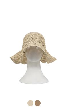 UTG拉菲草帽子#13
