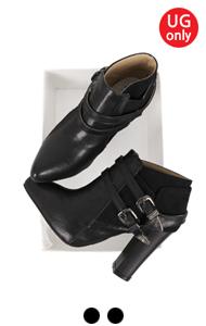 [GOOD PRICE] <br> TOGA牛仔踝靴<br> (2色)