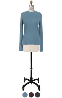 侧缝基本套衫