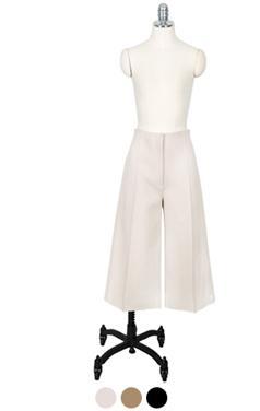 羊毛手工裙裤