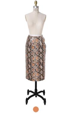 多彩人造植酮裙