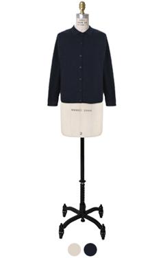 经典针织衬衫