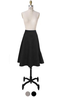 渡边喇叭裙