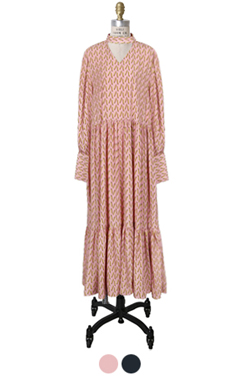 雏菊项链连衣裙