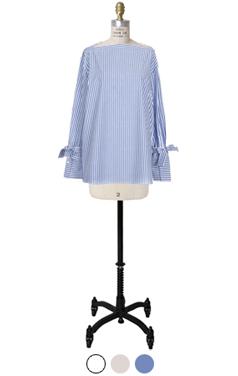 蝴蝶结衬衫袖口