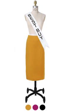 重要的H-字裙
