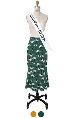 consuella印花裙