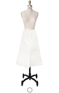 清爽棉裙美人鱼