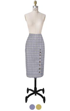 利德buttoney铅笔裙