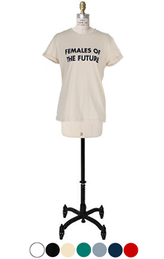 未来TEE雌性