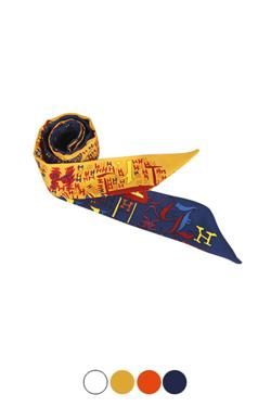 佩蒂特领带围巾<br> (4个色)