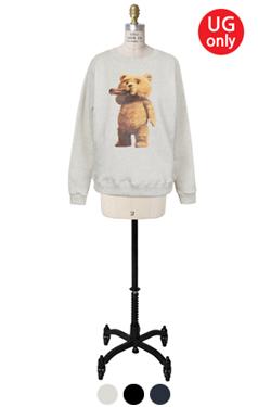 UTG泰迪熊运动衫<br> (2个色)