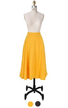 非常喇叭裙