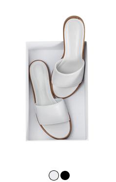 wellmade基本拖鞋