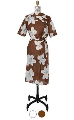 和服长袍裹身裙