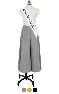 量身打造的宽裤