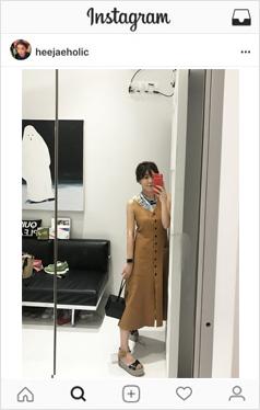 成龙buttoney无袖连衣裙