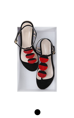 瓢虫触发器凉鞋